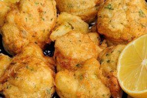 Receta de fritos de coliflor